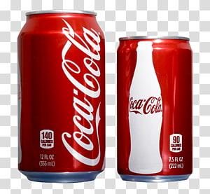 dua kaleng coca-cola soda, coca-cola pepsi invaders minuman ringan fanta, coca cola soda can PNG clipart