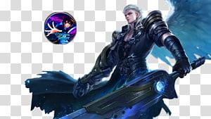 Mobile Legends Alucard, Mobile Legends: Bang Bang Garena RoV: Mobile MOBA Game Moonton, legenda ponsel png