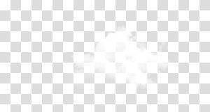 White Line Point Cloud, awan putih, ilustrasi abstrak hitam dan putih png