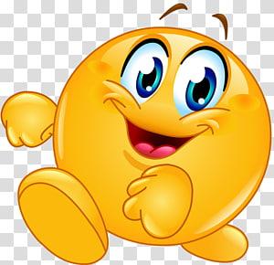 emoji smiley, Smiley Emoticon Happiness Wink, Smiley PNG clipart