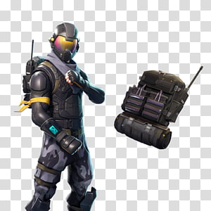 ilustrasi ransel hitam, pertempuran fortnite royale goldeneye: agen nakal pertempuran royale game playstation 4, fortnite PNG clipart