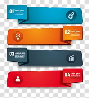 Spanduk web Ikon Stiker, Spanduk, latar belakang biru dengan hamparan teks png