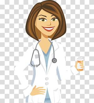 Kartun Dokter Wanita, dokter png