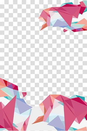 Geometri, latar belakang Geometris, seni beraneka warna PNG clipart