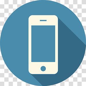 Ikon Komputer Aplikasi Seluler Smartphone, File: Ikon Smartphone Seluler Wikimedia Commons, logo ponsel putih dan putih PNG clipart
