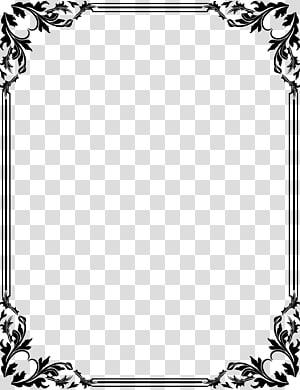 Undangan pernikahan, Borders and Frames, bingkai putih PNG clipart
