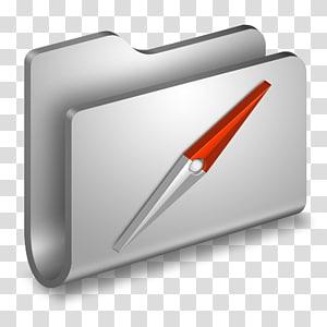 wadah baja abu-abu, bahan segitiga, Situs Folder Logam png