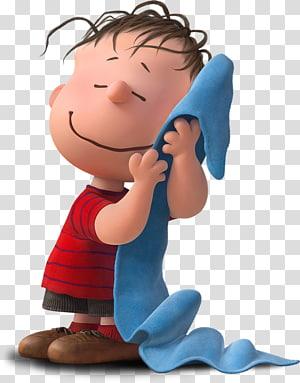 anak laki-laki memegang ilustrasi handuk, Linus van Pelt, Lucy van Pelt, Charlie Brown Sally Brown Snoopy, kacang tanah png