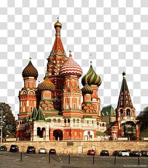 Katedral St. Basil Rusia, Moskow Basilika Katedral Kremlin Saint Lapangan Merah Katedral Kazan, Saint Petersburg Cina, Rusia PNG clipart
