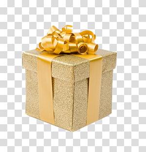 Hadiah Natal, hadiah Emas png