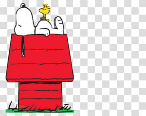 Snoopy berbaring di rumah anjing merah, Wood Snoopy Charles M. Schulz Museum dan Pusat Penelitian Charlie Brown Dog, Dog png