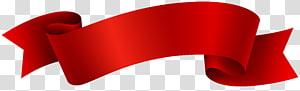 Pita Merah Banner, Pita Merah, ilustrasi pita merah png