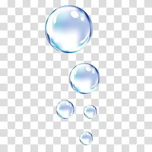 tetesan gelembung air gelembung dinamis, gelembung yang jelas png