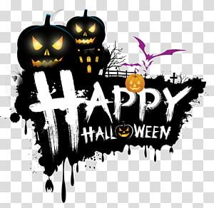 Tanda Halloween, Liburan Pohon Halloween, Selamat Halloween, Halloween png