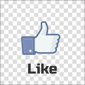 like thumbs up illustration, Facebook Social media Suka tombol YouTube Social network advertising, Like Gray Icon png