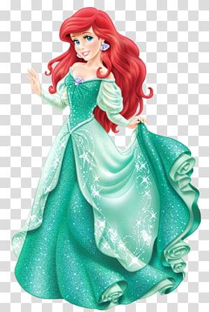 Disney Little Mermaid Ariel ilustrasi, Disney Princess: My Fairytale Adventure Ariel Princess Jasmine Rapunzel Princess Aurora, Disney Princess png