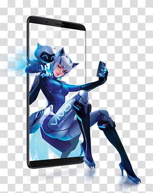 Mobile Legends: Bang Bang Vivo V7 BLU Vivo Selfie Smartphone, legenda ponsel png