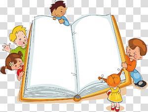 ilustrasi anak-anak dan buku, Ilustrasi Menggambar Anak, Buku Anak-anak dan Kartun png