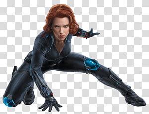 Ilustrasi Marvel Black Widow, Scarlett Johansson Black Widow Iron Man Clint Barton Nick Fury, Black Widow png