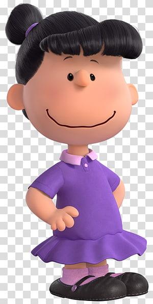 Ungu Kelabu Snoopy Peppermint Patty Lucy van Pelt, Linus van Pelt, peppermint patty peanuts png
