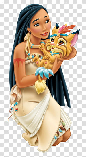 Disney Pocahontas, Pocahontas Rapunzel Belle Ariel Disney Princess, Pocahontas s png