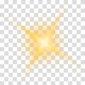 Sinar matahari, Elemen efek kilau keemasan png