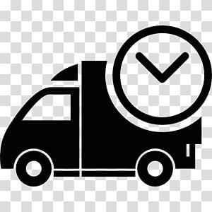 truk kargo, Ikon Komputer Bisnis Pengiriman, Ikon Waktu Pengiriman Belanja png