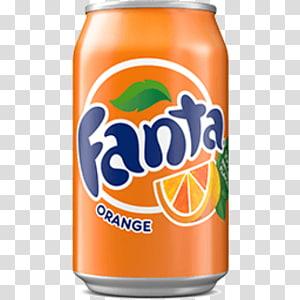 kaleng soda fanta, minuman soda diet coke jus coca-cola, fanta PNG clipart