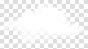 Titik Merek hitam dan putih, Awan Realistis, awan putih PNG clipart
