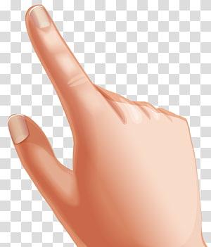 jari menunjuk seseorang, sistem Finger Somatosensory, Finger Touching PNG clipart