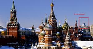 Lapangan Merah Katedral Saint Basil Spasskaya Tower Night-Street, Cathedral PNG clipart