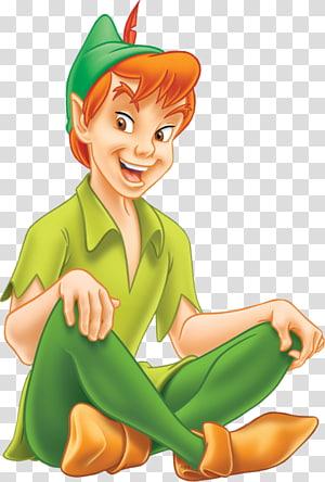 peter pan ilustrasi, peter pan tinker bell kehilangan anak laki-laki disney fairies wendy sayang, peter pan PNG clipart