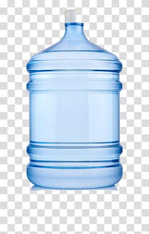 botol galon biru, Botol air Botol air Botol plastik, air minum png