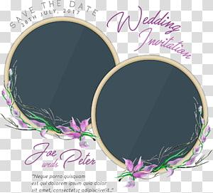 Undangan pernikahan, Undangan pernikahan pasangan, ilustrasi undangan pernikahan PNG clipart