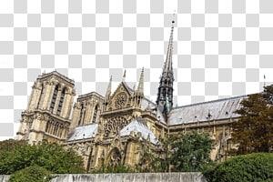 Notre-Dame de Paris Pont Katedral Notre-Dame Free Shop, Prancis Pemandangan Katedral Notre Dame png