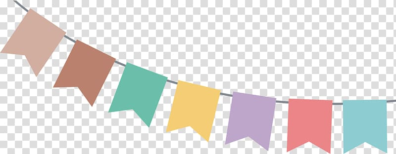 Spanduk Web Halloween Bunting, Pesta Ulang Tahun, Bunting, bendera panji biru png