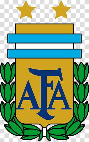 Dream League Soccer 2018 Piala Dunia FIFA Tim sepak bola nasional Argentina 2010 FIFA World Cup Asosiasi Sepak Bola Argentina, tim, ilustrasi logo AFA png