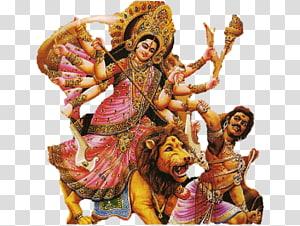 Ilustrasi Lord Durga, Kuil Thirumandhamkunnu Kuil Kadampuzha Devi Kozhikode Madayi Kavu Kodungallur Bhagavathy Temple, Durga Maa png
