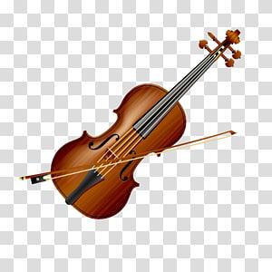 ilustrasi cello coklat, Alat musik ensemble Cello Musikal biola, dicat biola png