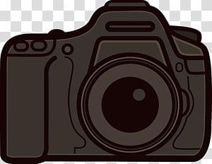 kamera grey bridge, kamera Digital Kamera refleks lensa tunggal, kamera digital abu-abu gelap png