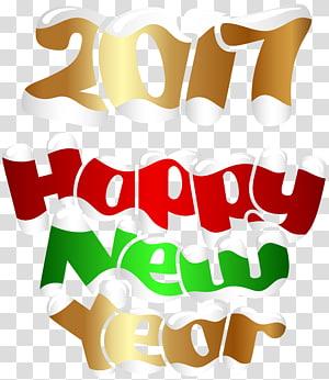 Hari Tahun Baru Hari Natal, 2017 Selamat Tahun Baru, 2017 Selamat Tahun Baru 3D PNG clipart