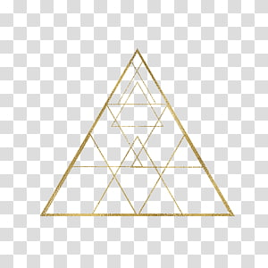 Geometri segitiga emas, Segitiga Emas, logo segitiga emas png