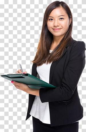 wanita memegang kertas karton, Pekerjaan Manajemen Perusahaan bisnis Kecil, pengusaha asia png