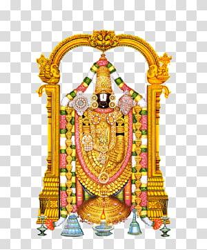 Ilustrasi Venkateswara, Kuil Tirumala Venkateswara Kuil Hindu Ganesha, Lord Krishna png