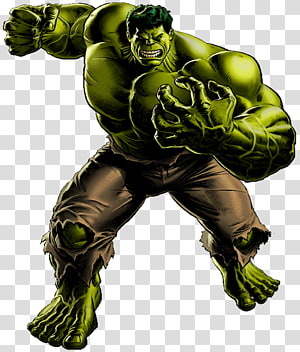 Hulk yang luar biasa, Marvel: Aliansi Avengers Hulk Iron Man Thor Thunderbolt Ross, Hulk png