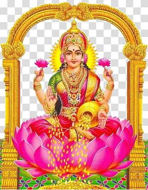Dewa, Lakshmi Devi Durga Dewi Sri, Lakshmi s png