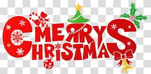 Natal, Red Merry Christmas, ilustrasi Selamat Natal png