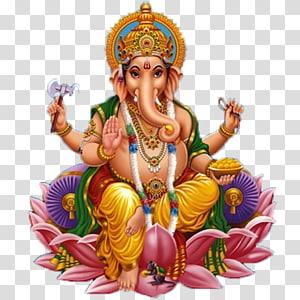 Dewa Ganesha, Ganesha Lakshmi Hindu, India Wisnu, Ganesha png