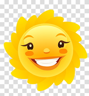 matahari tersenyum, Smiley Cartoon Dvorets Iskusstv, Cartoon cute smile sun PNG clipart