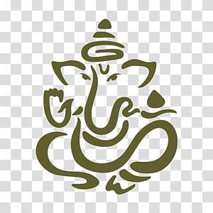 Ganesha, Hindu Ganesha Siwa Ganesh Chaturthi Om, Ganesha png